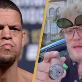 Nate Diaz Calls Out Jake Paul For His Foul-Mouthed Rant To Conor McGregor