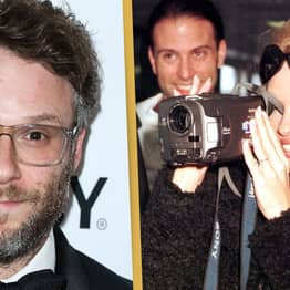 Seth Rogen To Star In Series Based On Pamela Anderson And Tommy Lee's Sex Tape Scandal