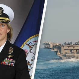 Woman To Command Nuclear-Powered Aircraft Carrier For First Time