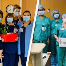 People Are Adopting Healthcare Workers To Thank Them For Their Sacrifices