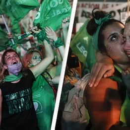 Argentina Becomes First Major Country In Latin America To Legalise Abortion