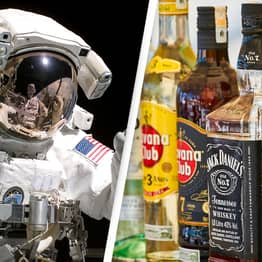 Astronauts Tell How They Smuggled Alcohol Into Space Despite NASA's No Booze Rule