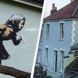 Woman Pulls Out Of House Sale After Banksy Appears On Wall Overnight