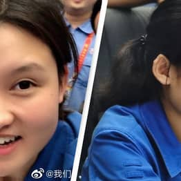 China's Youngest-Ever Space Commander Is A 24-Year Old Woman