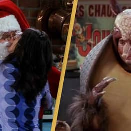 The Best Festive Friends Episodes Ranked