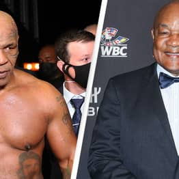 George Foreman Thinks Mike Tyson Could Still Have A Shot At The Heavyweight Title