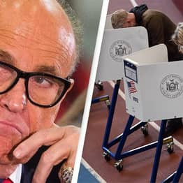 Giuliani Presses Homeland Security To Seize Voting Machines In Attempt To Overturn Election