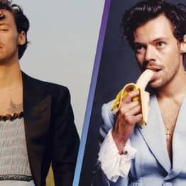 Harry Styles Just Responded To Criticism Surrounding His History-Making Vogue Cover