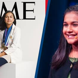 Scientist And Inventor Named TIME Magazine's First-Ever Kid Of The Year