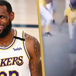 LeBron James Slams Youth Football Coach For Smacking Child