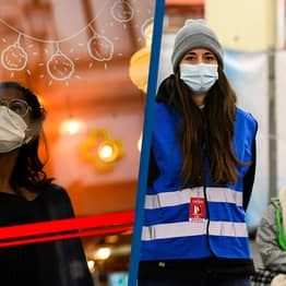 New Model Proves Wearing A Mask Saves Lives