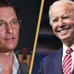 Matthew McConaughey Calls Out Hollywood Hypocrisy For Mocking Republicans' Refusal To Accept Biden Win