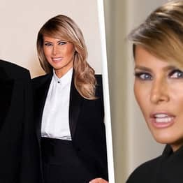 Trump Hails Melania 'Greatest First Lady Of All Time' Despite Zero Magazine Covers