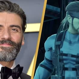 Oscar Isaac To Play Solid Snake In Sony's Metal Gear Solid Movie