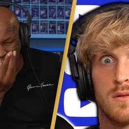 Mike Tyson Wolfs Down Four Grams Of Magic Mushrooms On Logan Paul's Podcast