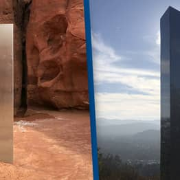 Monolith Mystery 'Solved' By Artists Claiming They're Behind Structures