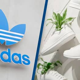 Adidas Is Developing Plant-Based Leather That Will Be Used To Make Shoes