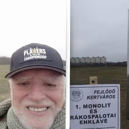 Hide The Pain Harold Found Another Monolith From 'Intergalactic Federation'