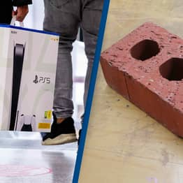 Man Calls Police After PlayStation 5 Order Turns Out To Be A Brick