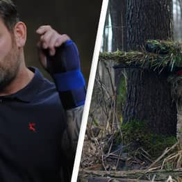 Sniper Who Saved Lives Of 12 Soldiers Had No Idea He Broke World Record For Longest Kill