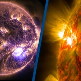 The Sun Expelled Its Most Powerful Solar Flare In Three Years Last Weekend