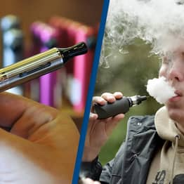 Vaping Increases Risk Of Lung Disease By More Than 40%