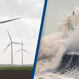 Boxing Day Set New Record For Wind Power Generation In Britain