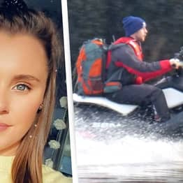 Woman Whose Jet Skiing Boyfriend Was Arrested During Lockdown Wants To Marry Him
