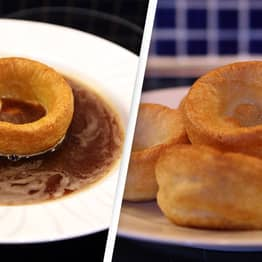 76% Of People Think Yorkshire Puddings Belong On A Christmas Day Dinner