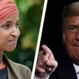 Ilhan Omar Says She Is Drawing Up Articles Of Impeachment Against Donald Trump