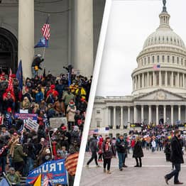 Improvised Explosive Device Found In Grounds Of US Capitol