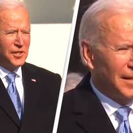 Inauguration Day: Joe Biden Is Now President Of The United States