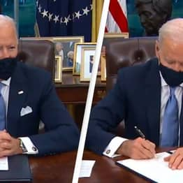 Joe Biden Signs Executive Order For US To Rejoin The Paris Climate Accord