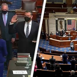 Democrats Officially Take Control Of The Senate
