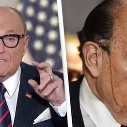 Rudy Giuliani Sued For $1.3 Billion For 'Viral Disinformation Campaign'
