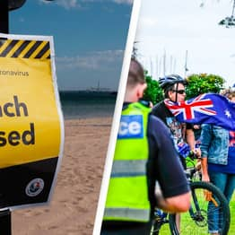 Brits Living In Australia Are Angry At UK Government As Down Under Goes 'Back To Normal' Life