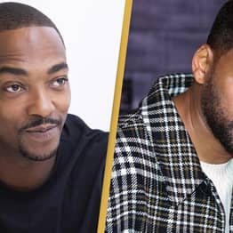 Marvel Star Anthony Mackie Once Got Punched In The Face By Will Smith
