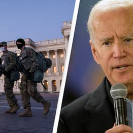 12 National Guard Members Have Now Been Removed From Biden's Inauguration Security