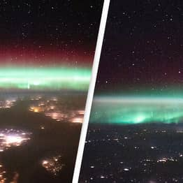Astronauts Share Breathtaking Pictures Of Earth's Auroras