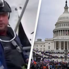 Capitol Rioter Threatened To Shoot His Kids If They Turned Him In
