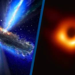 Some Supermassive Black Holes Could Be Entrances To Wormholes, Research Suggests