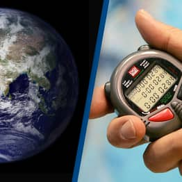 Earth Is Spinning Faster Than It Has In The Past 50 Years