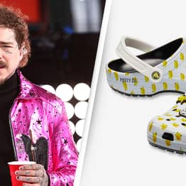Post Malone Just Donated 10,000 Crocs To Frontline Workers
