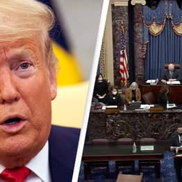 US House Delivers Article Of Impeachment To Senate