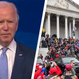 Biden Calls On Trump To Go On Television And Defend The Constitution