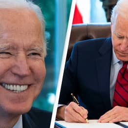 Biden Has Signed A Record 40 Executive Actions In His First Week In Office