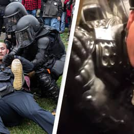 US Capitol Police Union Reveals Some Cops Suffered 'Brain Injuries' After Riot