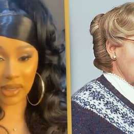 Cardi B To Disguise As Old Woman Living In Care Home For New Movie Assisted Living