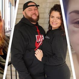 Couple Overcome Addiction, Lockdowns And Long-Distance To Welcome Baby In 2021