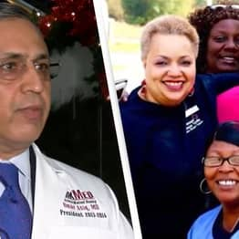 Doctor Wipes Away $650,000 In Debt From Hundreds Of Cancer Patients
